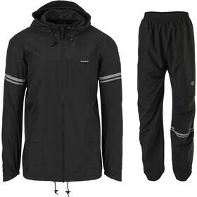 AGU Essential Original Rain Suit, negro